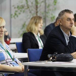"""4Buildings: sesja """"BIM w Polsce jest i już nigdzie sobie nie pójdzie"""". Fot. PTWP"""