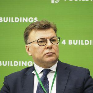 """Ireneusz Krasucki, współwłaściciel BIMproQr. 4Buildings: sesja """"BIM w Polsce jest i już nigdzie sobie nie pójdzie"""". Fot. PTWP"""