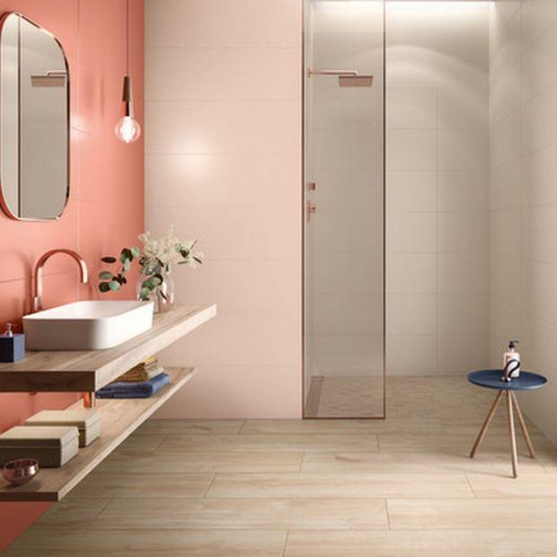 Wyraziste kolory w łazience. Zobacz co jest modne!