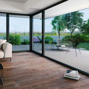 System profili okiennych z PCV Elegante; smukła stylistyka zapewnia więcej światła, dobra izolacja termiczna oraz akustyczna.  Fot. Deceuninck