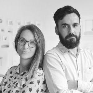 Luzac Abajo i Laxmi Nazabal, Muka Design Lab