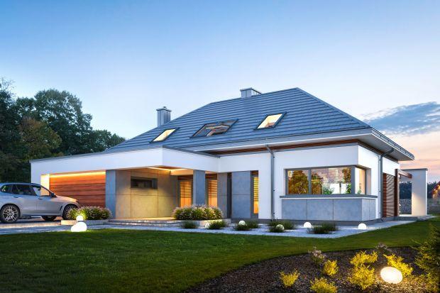 Nowoczesny dom. Zobacz idealny projekt dla rodziny
