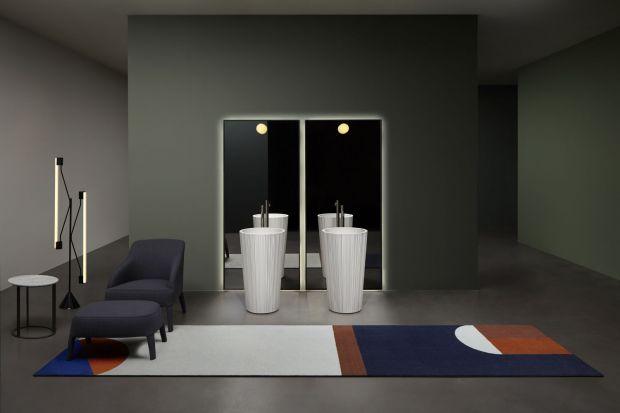 Ceramika sanitarna - umywalki inspirowane modą