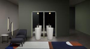 Najnowsze propozycje elementów wyposażenia łazienek swoim wyglądem przypominają nowoczesne rzeźby.