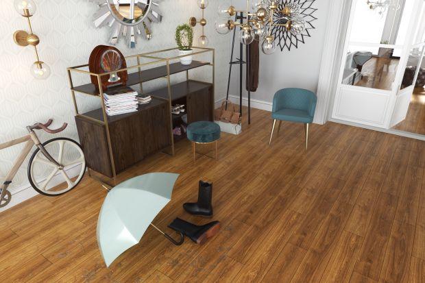 Podłoga w przedpokoju - praktyczne panele laminowane