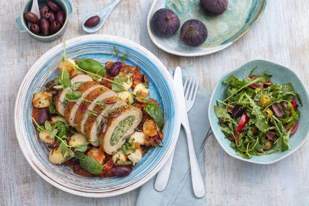 Obiad we włoskim stylu: ciekawy i prosty przepis