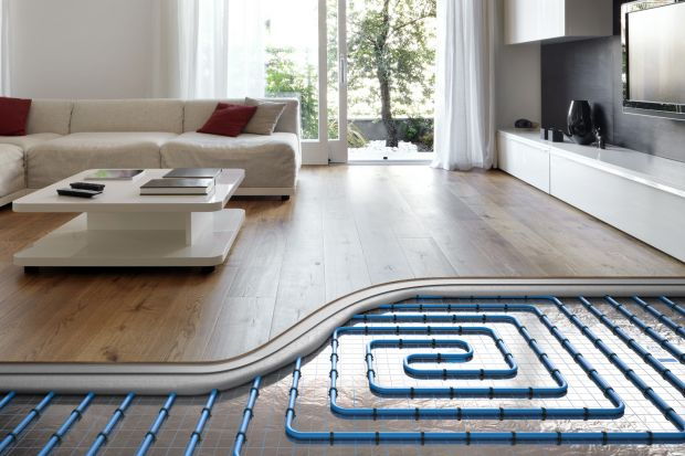 Ciepło z podłogi.  Wodne ogrzewanie podłogowe