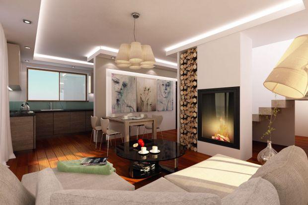 Jak funkcjonalnie i komfortowo urządzić niewielki, około stumetrowy dom. Oto propozycja aranżacji wnętrz projektu Albit o powierzchni użytkowej 101,80 metrów kwadratowych. Warto sprawdzić, jakie daje możliwości.