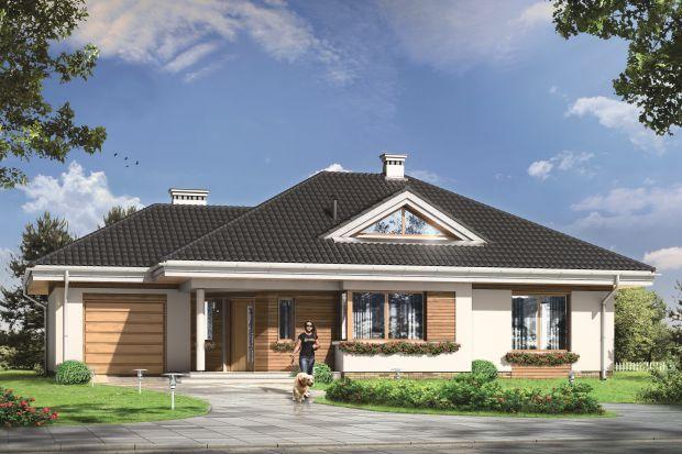 Efektowna ozdoba dachu. Detal w klasycznym stylu
