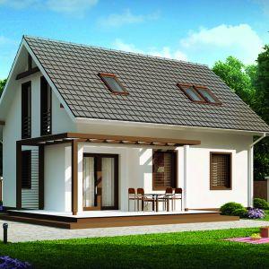 Na przestrzeni wieków pergola przybierała różną formę. Obecnie najczęściej projektuje się lekkie drewniane konstrukcje. Projekt: Z212 Fot. Z500