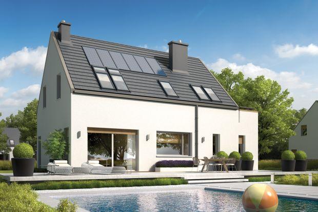 Dom energooszczędny o powierzchni użytkowej 120 m²