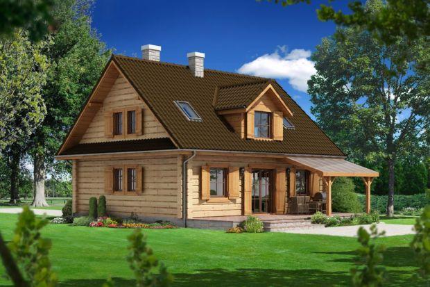 Drewniana elewacja. Zobacz najciekawsze domy