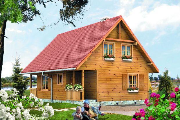 Mały dom. 15 projektów domków letniskowych