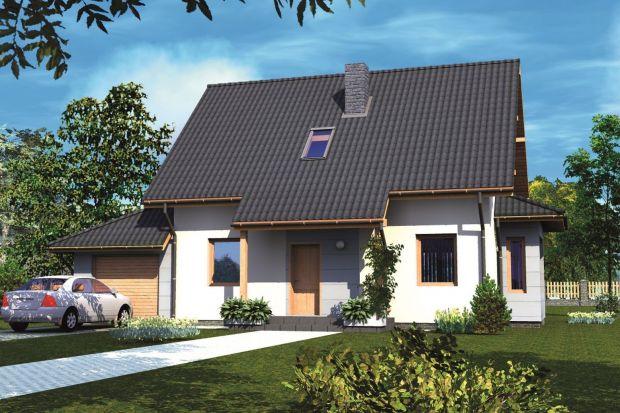 Domy z poddaszem użytkowym to najczęściej wybierane przez Polaków projekty domów. Nic dziwnego – takie domy są funkcjonalne, tanie w budowie i nadają się na małą działkę. Jeśli dodamy do tego garaż i niewielki metraż – budynek będzie s