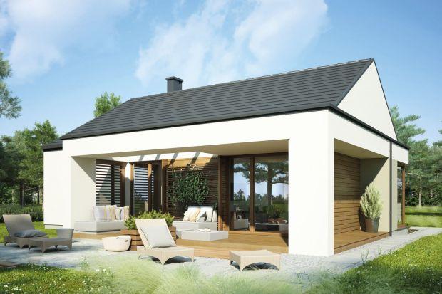 Jednorodzinny dom parterowy. Wybierz projekt dla siebie