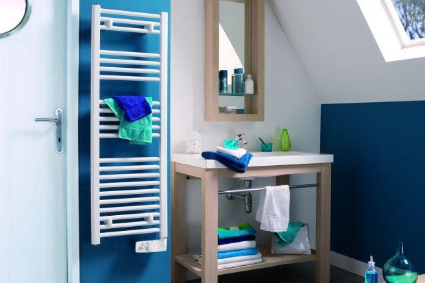 Ze względu na duży poziom wilgoci łazienka jest pomieszczeniem, do którego wybiera się specjalny rodzaj grzejnika. Od tego instalowanego w pokoju odróżnia go przede wszystkim rodzaj użytych materiałów, które muszą być odporne na rdzę.
