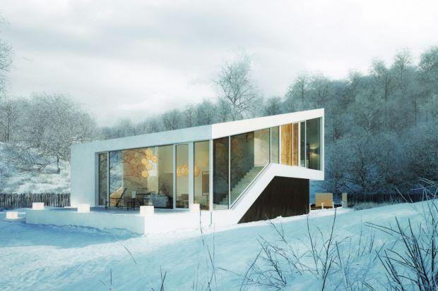 Domy powstające w górach zwykle charakteryzują się powtarzalną architekturą o określonej bryle, a ich materiałem wykończeniowym jest najczęściej drewno. Jednak coraz częściej, nawet w wśród architektury góralskiej, można spotkać nowoczes