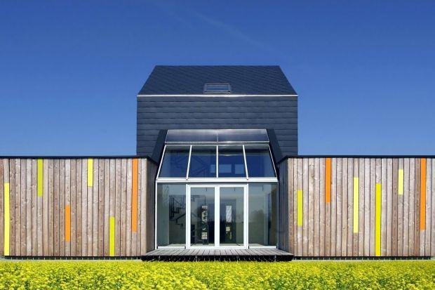 Dom ekologiczny. Interesująca realizacja projektu Piotra Kuczii