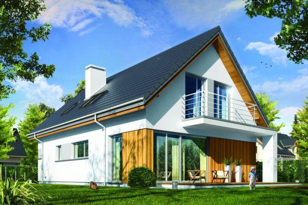 Mały dom. 20 projektów o powierzchni użytkowej od 61 do 140 m²