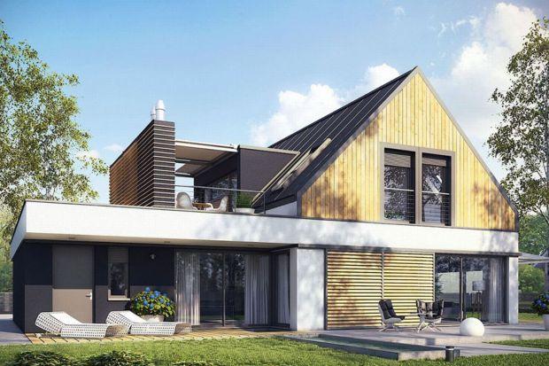 Domy z betonu... komórkowego. 20 projektów z polskich pracowni