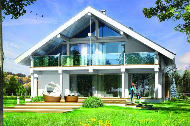 Duże okna w domu. Zobacz inspirujące projekty