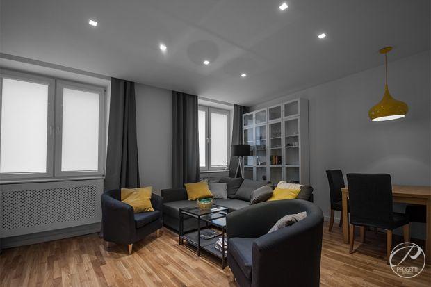Zobacz jak wyremontowano mieszkanie w Warszawie