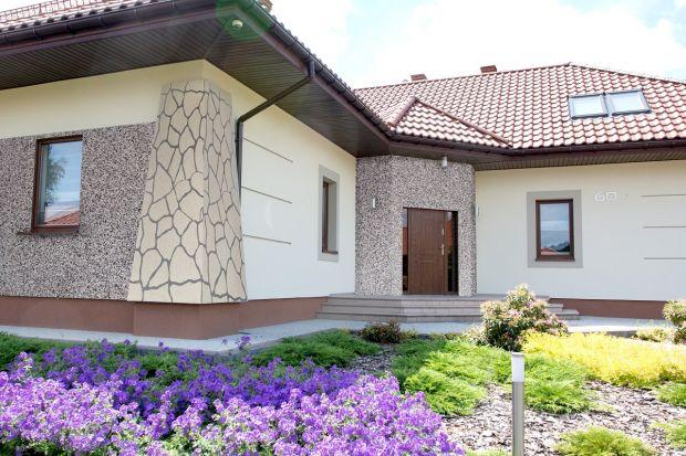 Nowoczesny tynk dekoracyjny. Idealny na zewnątrz i wewnątrz domu