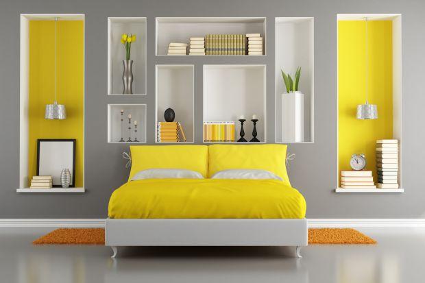 Żółty to barwa budząca w nas pozytywne emocje – kojarzy się ze Słońcem, latem <br />i wakacjami. Dlaczego warto wprowadzić do sypialni ten kolor? Odpowiedzi szukamy <br />wraz z ekspertami Fabryki Materacy Janpol.