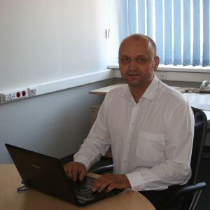 Grzegorz Bułat, kierownik technologii Oknoplast. Fot. Oknoplast