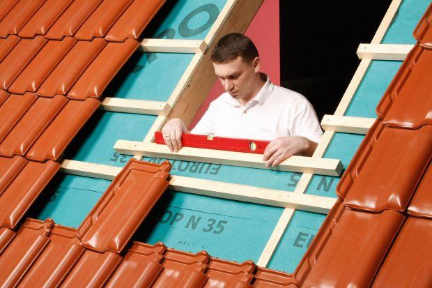 Dobry montaż na dachu