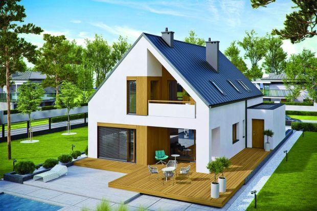 Dom Riko III G2 o powierzchni 135 metrów został stworzony z myślą o wymagających inwestorach, szukających komfortowego domu, który spełni wszystkie standardy nowoczesności. Dzięki prostej konstrukcji projekt jest szybki i tani w budowie, a ponad