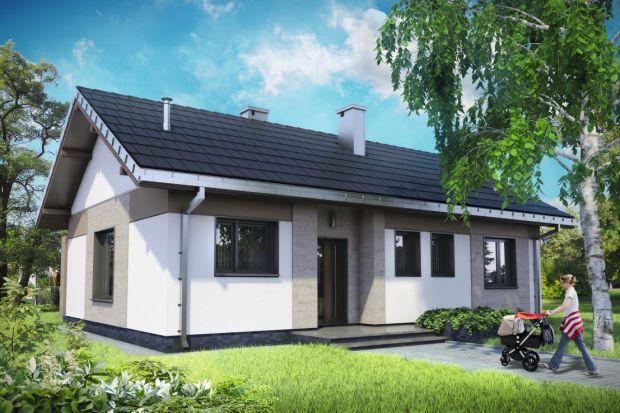Projekt jednorodzinnego parterowego domu Anita należy do grupy projektów opowierzchni użytkowej ok. 70 m², bez garażu. Oparty jest na zdyscyplinowanym, energooszczędnym rzucie.