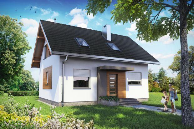 Zobacz projekt małego domu na małą działkę