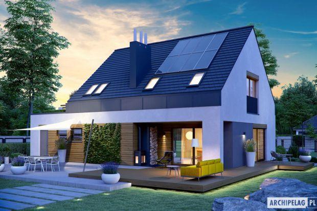 Przestrzeń, komfort i dyskretny luksus to słowa, które najlepiej opisują charakter domu Sam G1. Projekt idealnie łączy nowoczesną elegancję z funkcjonalnością i energooszczędnością. W jego świetnie zorganizowanym wnętrzu znakomicie odnajdą