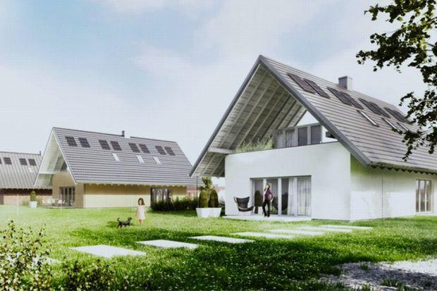 W Radostowicach koło Pszczyny ruszyła budowa modelowego Domu Optymalnego, zaprojektowanego przez arch. Roberta Koniecznego (KWK Promes) według założeń budownictwa zrównoważonego. W ciągu najbliższych dwóch miesięcy dom powinien zostać przykry