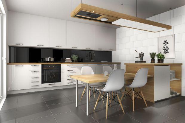 Beton architektoniczny - wewnątrz i na zewnątrz domu