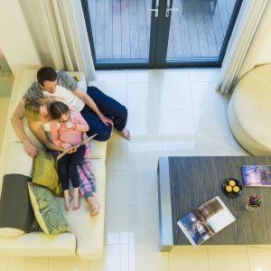 Dobrze dobrane przeszklenia zapewnia komfort cieplny w naszych domach. Fot. Pilkington Polska