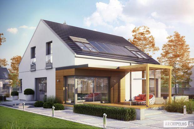 Edgar II G2 ENERGO PLUS to dom, który zachwyca swoją nowoczesną formą i znakomitymi parametrami cieplnymi. W jego wnętrzu królują sprawdzone rozwiązania i naturalne światło, które dzięki obecności dużych okien swobodnie przenika do środka.�