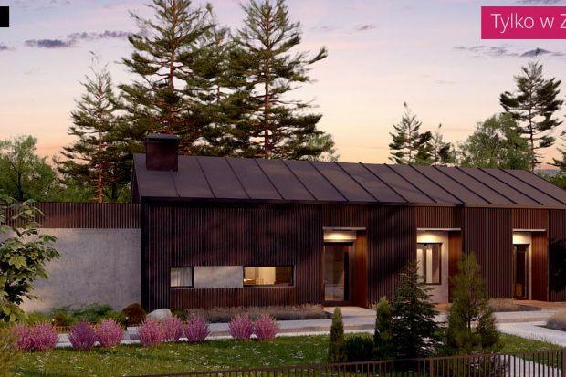 Z395 jest propozycją domu parterowego, z tradycyjnym dachem dwuspadowym i dwustanowiskowym garażem. Jego powierzchnia użytkowa wynosi 132mkw, a dodatkową zaletę stanowi fakt, iż może on zostać wybudowany na wąskiej działce.