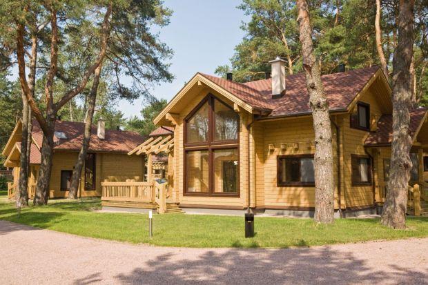 Ekologiczne domy z bali