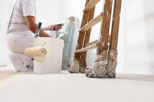 Na co zwrócić uwagę malując mieszkanie zimą