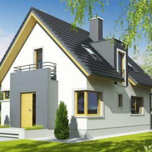 Nowoczesne budownictwo wyróżnia zastosowanie prostych, geometrycznych form, sprzyjających osiągnięciu optymalnych parametrów energooszczędnych. Fot. Archipelag