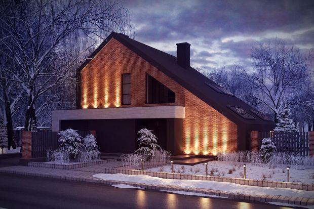 Projekt domu Zx95 to idealne dobre rozwiązanie dla osób, które pragną zamieszkać w domu o nowoczesnym stylu, a warunki zabudowy nie pozwalają na budowę z płaskim dachem. Zx95 idealnie sprawdzi się w warunkach o wymogach zabudowy budynku z dachem