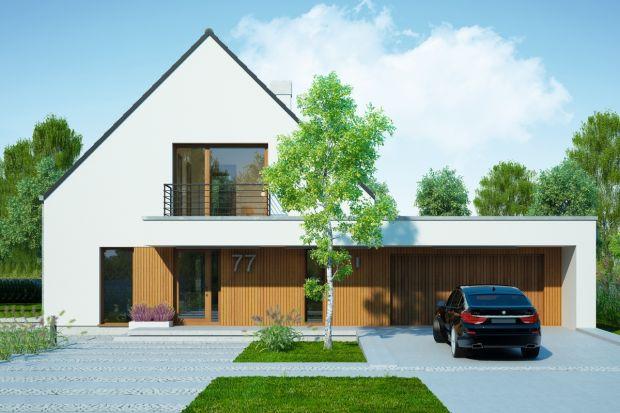 Projekt domu Oktawian III to propozycja dla 4-6-osobowej rodziny.