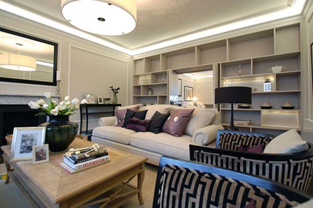 Zobacz jak wygląda mieszkanie urządzone w klasycznym stylu