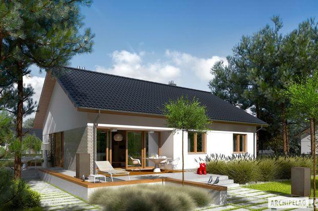 Swen II to szybki i tani w budowie dom, który harmonijnie łączy tradycję z nowoczesnością. Oszczędna prostota formy, doskonałe parametry cieplne i pomysłowo zorganizowane wnętrze to tylko niektóre atuty projektu, który z łatwością odnajdzie