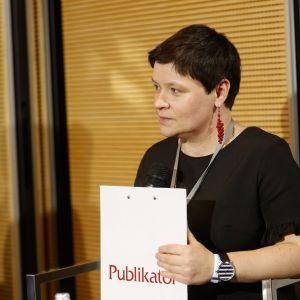 Justyna Łotowska. Fot. PTWP