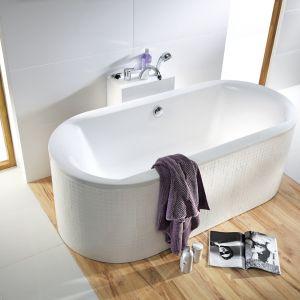 Wszystkie wanny Koło wykonane zostały z odpowiedniej grubości, najlepszego akrylu sanitarnego na świecie – Lucite. Fot. Koło