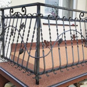 Balkon GreinStone. Fot. Greinplast