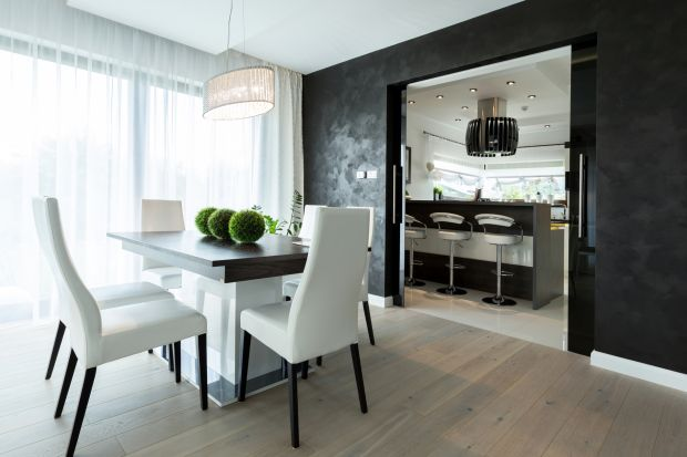 Postaw na nietypową dekorację ścian kuchennych